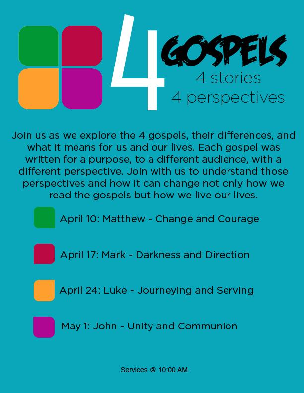 4 Gospels